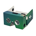 Google cardboard virtual reality movie 3d glasses google cardboard v2 with custom logo available any color for promotion gift