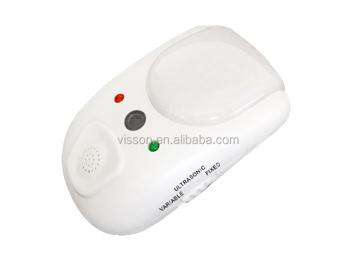 VS-327 X-pest High Coverage AC plug electronic Ultrasonic pest repeller for Mosquito Insect Rats Mice