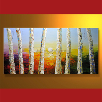 Wholesale Forest Oil Painting And Wall Art Companies