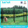 wholesale Large outdoor galvanized dog run fence panels/kennel for dog/pet display cage