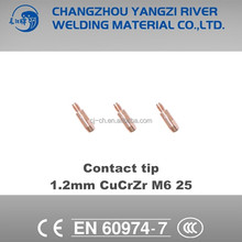 E-Cu Contact Tip For Victor Cutting Torch M6*25