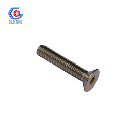 hex socket countersunk m20 grade 8.8 bolts iso10642