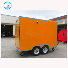 Most popular used food truck for sale/mobile kitchen car whatsapp: 86-18937198913