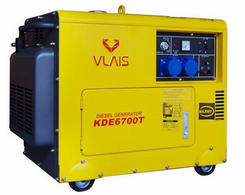 6.5kva factory price super silent diesel generator for home