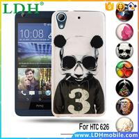 Colorful Painted Soft TPU Flexible Back Cases For HTC Desire 626 Phone Case Cover 626w 626D 626G 626S Skin Shell Fundas Capa