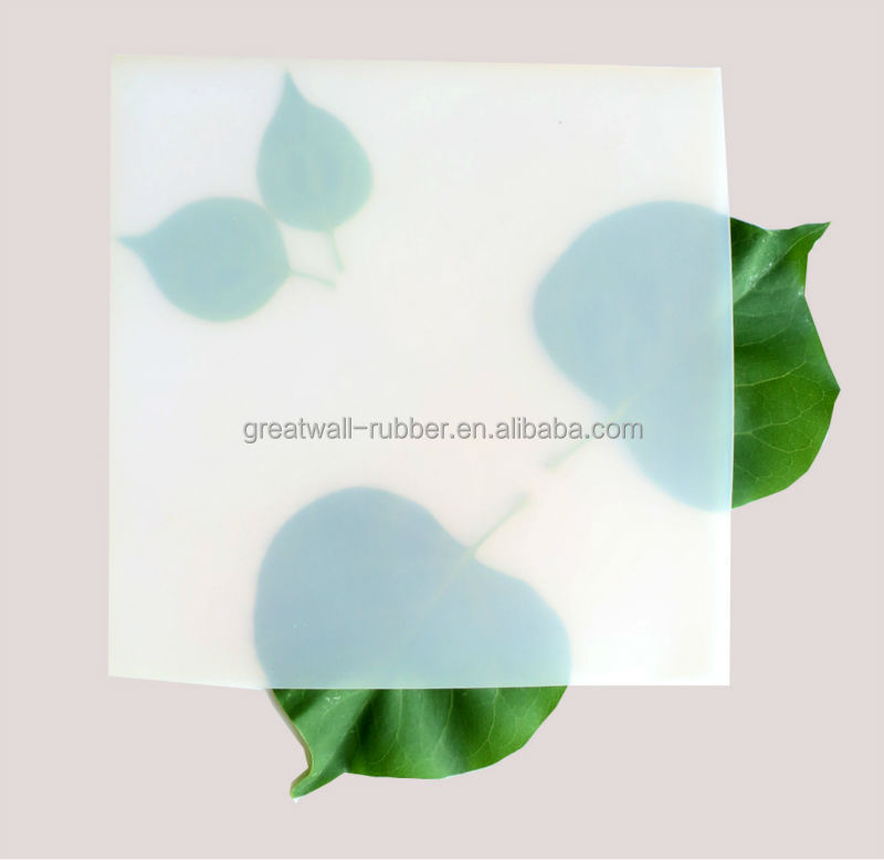 Greatwall Supply Silicone Rubber Sheet