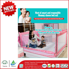 180cm Baby safety Double Sided Swing Down Bedrail