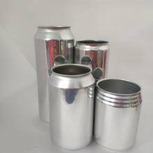 250 ml Round Empty Food Cans for Juice Packing