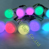 factory wholesales 35mm rgb IP66 programmable led pixel light