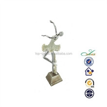 decorative resin statue ballet dancer