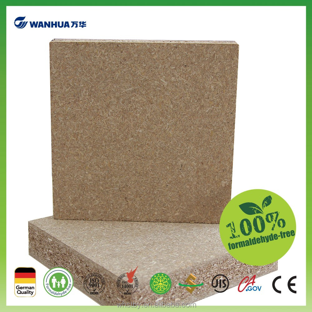 100% formaldehyde free white lined chipboard suppliers