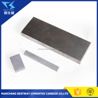 Tungsten Carbide Plates(Blank/grinding) brazed on steel part