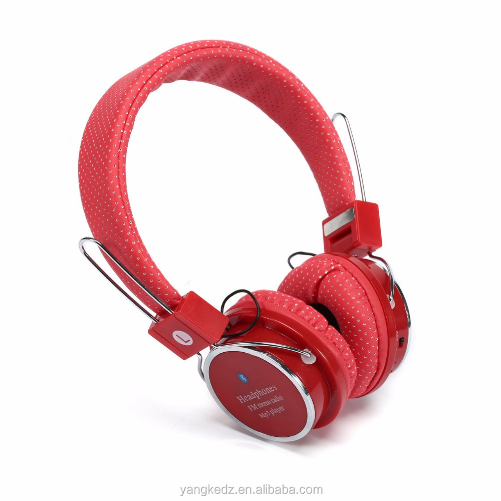 Alibaba new product headband style wireless bluetooth headphone