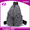 2016 OEM Ladies Vintage Canvas Backpack Bag Wholesale from Chinese Baigou bag Factory