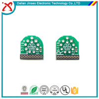 Single layer 94v0 china pcb fr-1 manufacturer