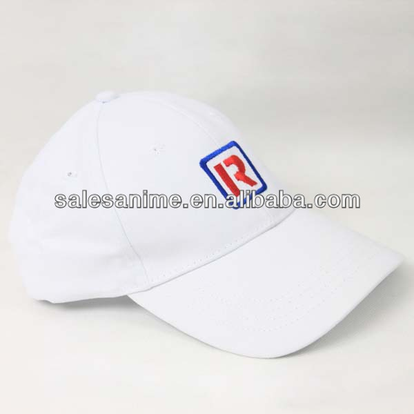 Wholesale Anime Cartoon Animal The Prince Of Tennis Hat Echizen Ryoma Baseball hat white