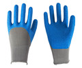 13 gauge industrial nitrile hand working glove