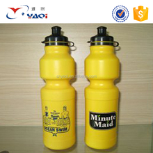 Durable modeling food grade plastic water bottles
