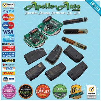 Apollo-Auto.com :: Trusted Quality Car Key Transponders