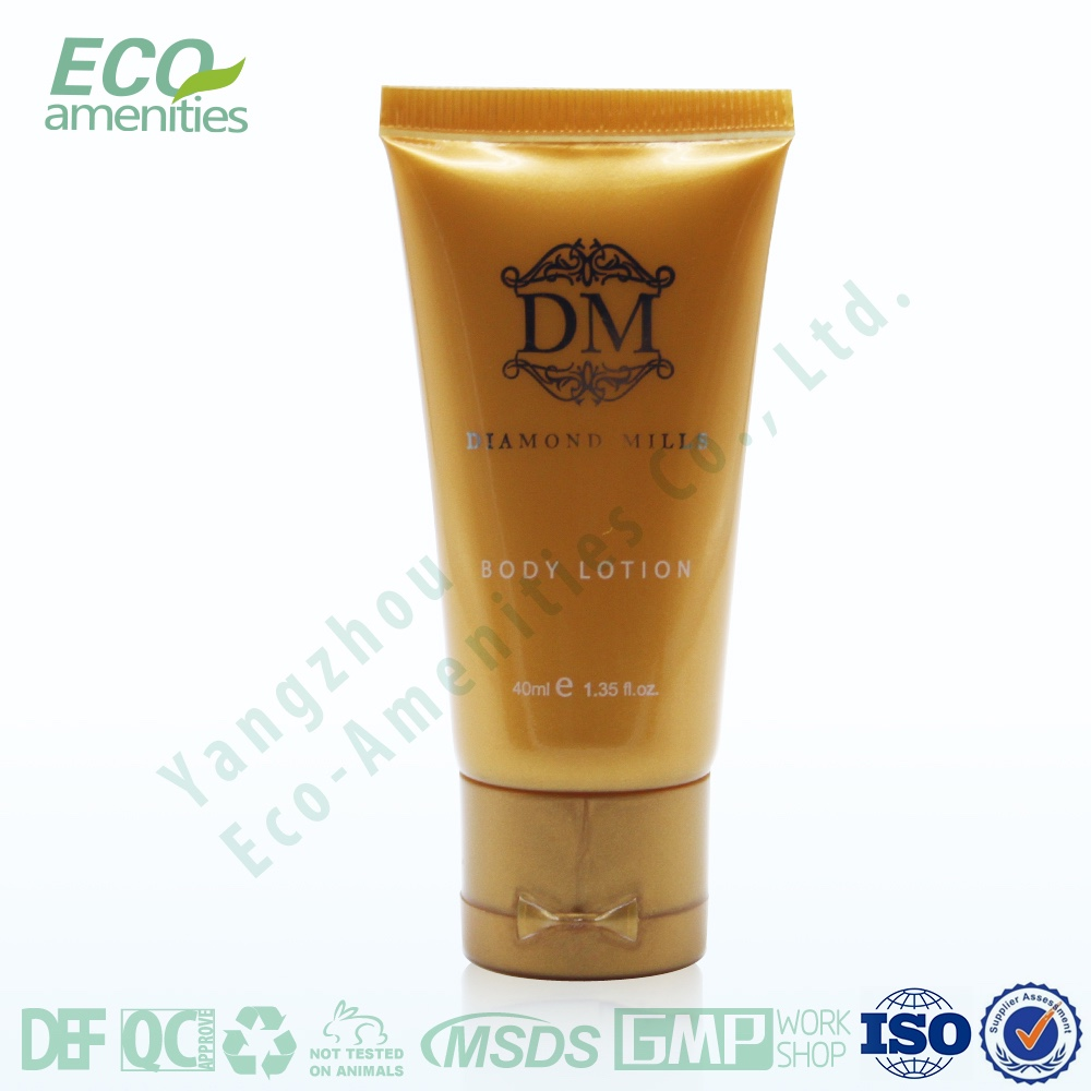 Nature Essencial Oil Body Cream Airline Amenity Kit