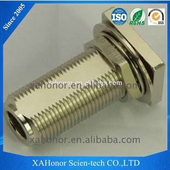 Professional 7/16 din connector lightning protector with CE&ISO