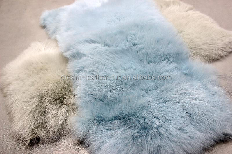 China arctic fox fur pelts for sale