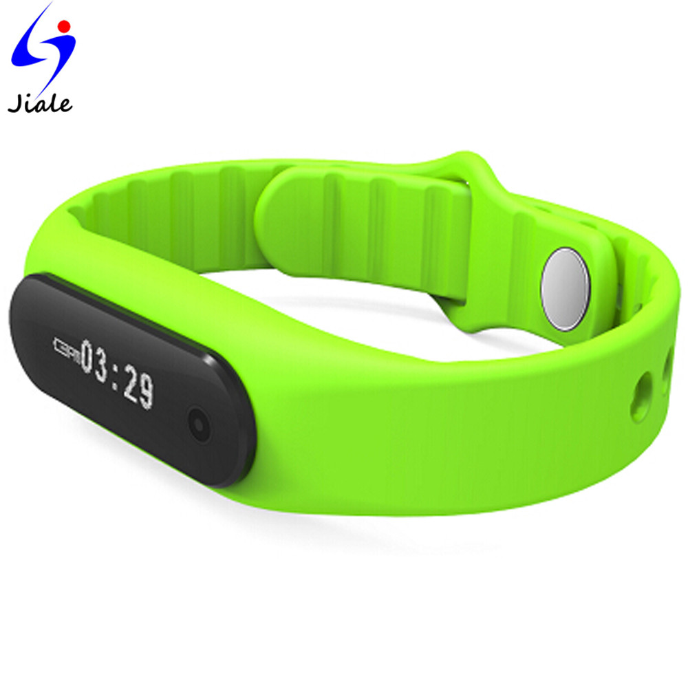 Wearables Fitness Band Smart Watch With LED Display Fit Fitness Tracker Band zd09 smart watch