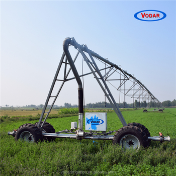 VODAR Hose-Drag Linear/Lateral Move Irrigation Machine