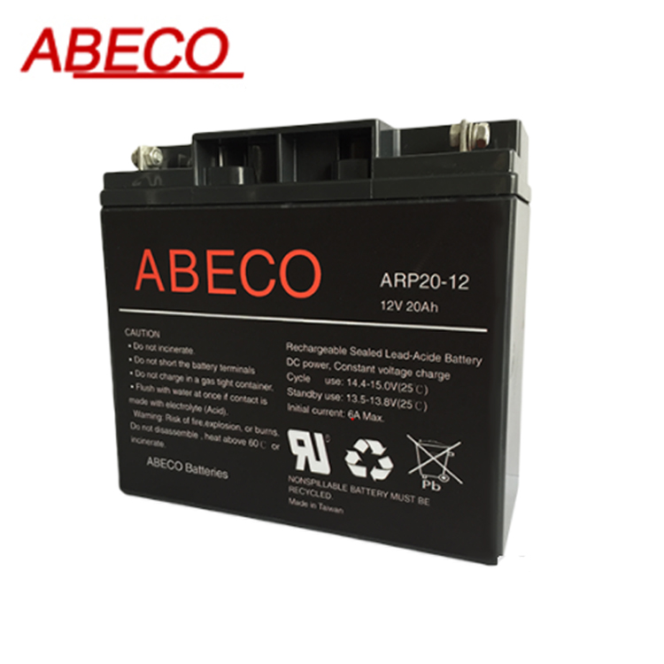 Rechargeable Sealed Lead Acid Battery AVP40-12NE 40Ah 12V