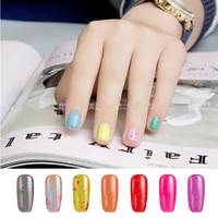 2016 factory price soak off uv play day gel cheese gel nail art design