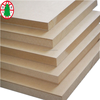 Hot sales MDF Sheet For Decoration and furniture parts melamine MDF