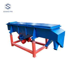 1m length Linear Silica Powder Vibrating Screen