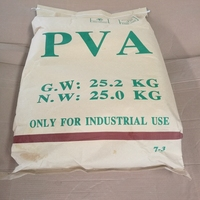 polyvinyl alcohol PVA powder reasonable safe dissolvable glue adhesive plaster