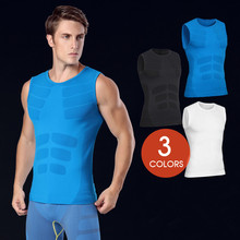 Men's Athletic Under Base Layer Compression <strong>Sport</strong> Tank Top