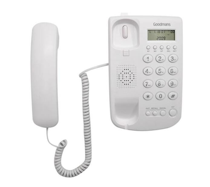 Low price Caller ID Desktop Wall Mountable Fixed Telephone (TM-PA103)