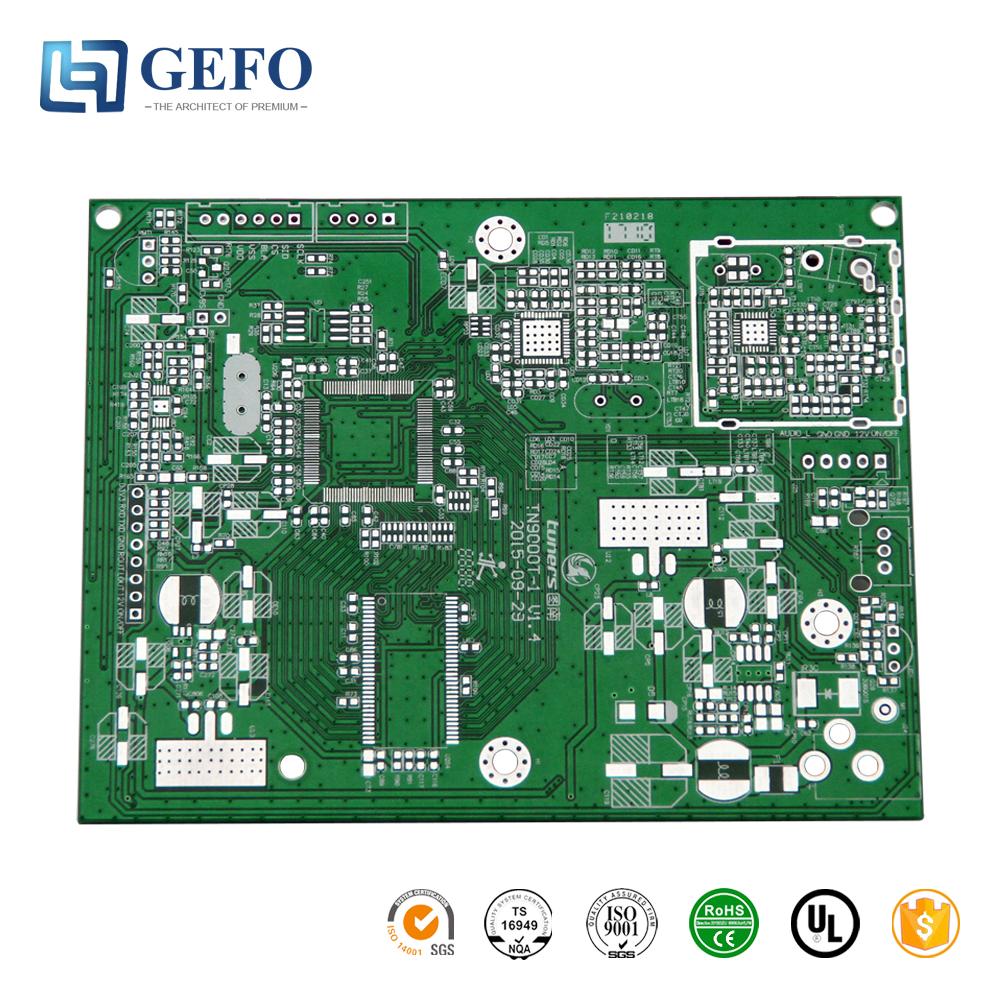 List Manufacturers Of Remote Control Circuit Boards Buy Car High Density Aluminum Remoter Printed Board Multilayer Fiberglass