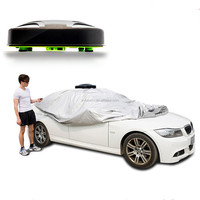 strong magnetic electrical car cover automatic,auto body cover at cheap price