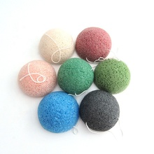 Organic Skincare Face and Body Cleansing Konjac Sponges