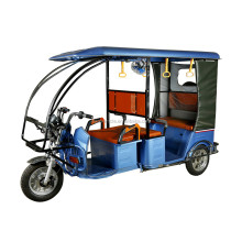 New model india auto rickshaw with ABS roof and curtain