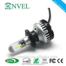 Hight bright led headlight bulb h4 H7 led scooter headlight