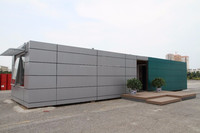 Container relocatable Modular Building Luxury Hotel
