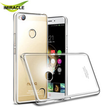 Imak Crystal Hard Plastic Clear Case For ZTE Nubia N1 Phone Case Back Cover