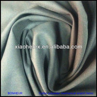 cotton poly fabric for trousers cvc stretch