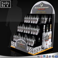 2015 newest LED Russian standard lluminated Case Stack