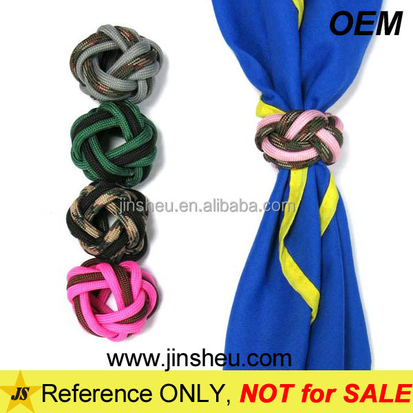 Wholesale Cheap Clubs Boy Scout Neckerchief Scarf Woggles