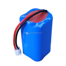 factory price 7.4V 5200mAh 18650 lithium ion battery pack for energy storage, flashlight
