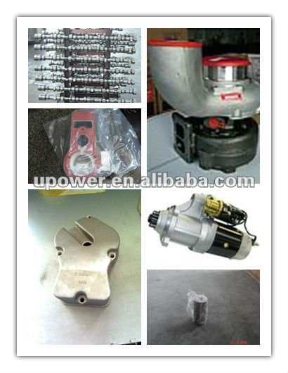 Low Price! Diesel engine spare parts for sale all Weichai engine parts