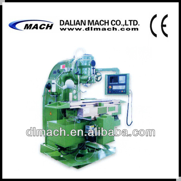 XKA5032 Specification Of Vertical CNC Turret Milling Machine Cheap Price