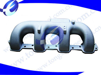 high quality aluminum air intake manifold