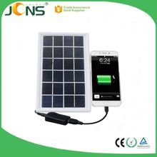 new hit products green solar charger s-pm1086 for traveling